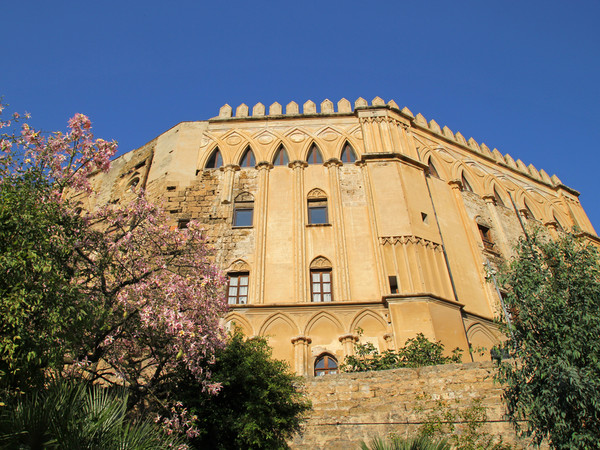Palazzo Reale o dei Normanni, Palermo