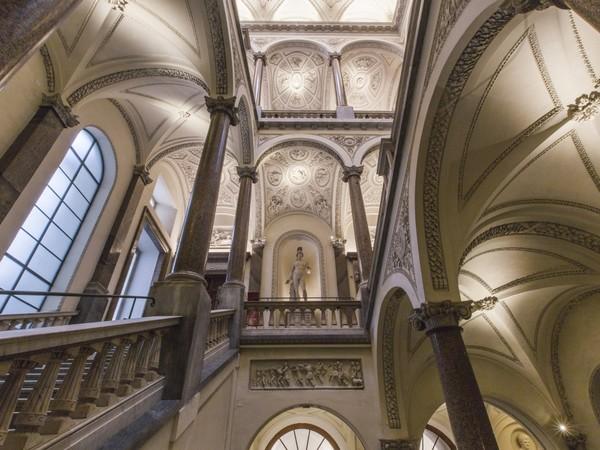 Museo di Roma Palazzo Braschi, interno