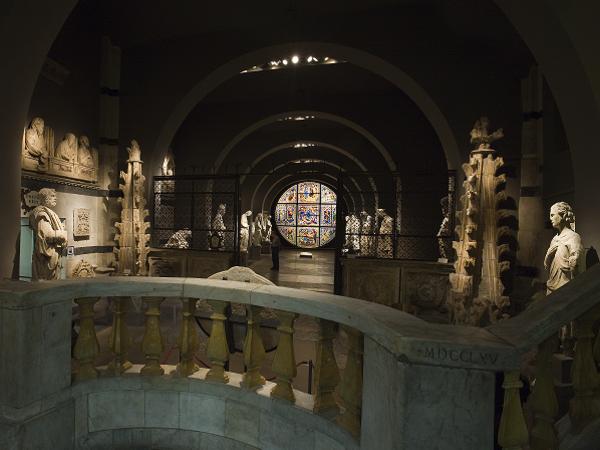 Sala delle Statue - Museo dell'Opera, Siena