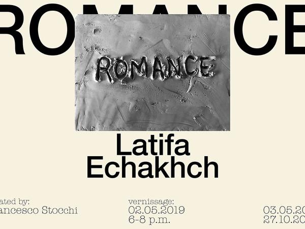 Latifa Echakhch. Romance, Fondazione Memmo, Roma
