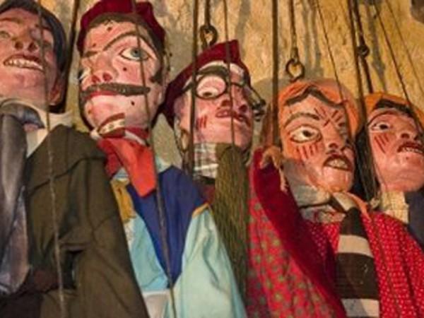 Il laboratorio teatrale figli d'arte Cuticchio