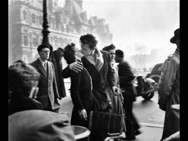 Robert Doisneau, Il Bacio dell'Hotel de Ville, 1950