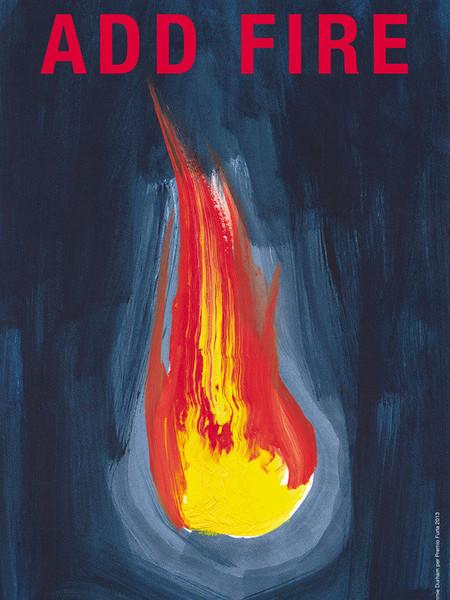 Premio Furla 2013. Add Fire