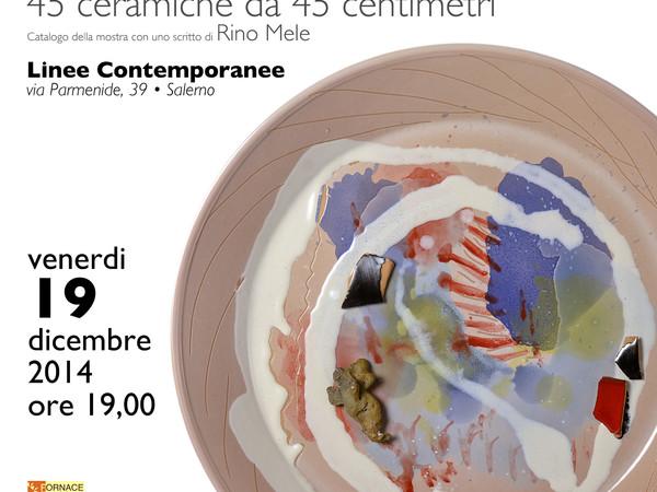 Riccardo Dalisi. 45 Ceramiche da 45 cm - Mostra - Salerno ...