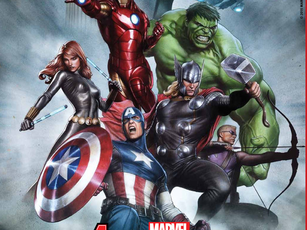 Avengers il mito mostra milano museo del fumetto