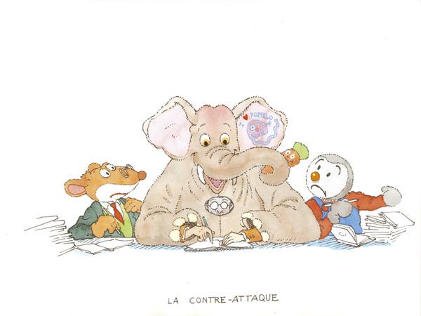 Gilles Bachelet, Autoritratti