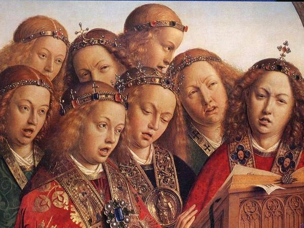 Nelle Fiandre, aspettando l'Anno di Van Eyck<br />