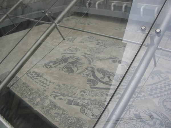 Mosaico della chiesa del Salvatore