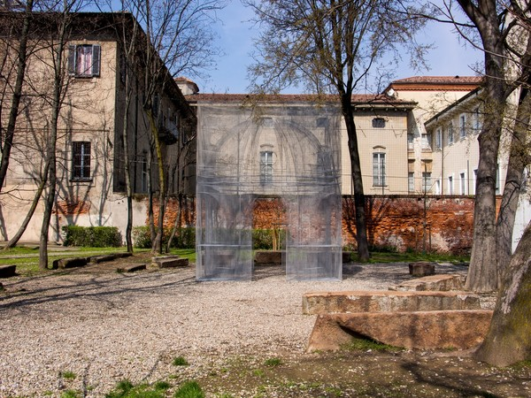 Edoardo Tresoldi, Sacral, Museo Nazionale della Scienza e della Tecnologia, Milano