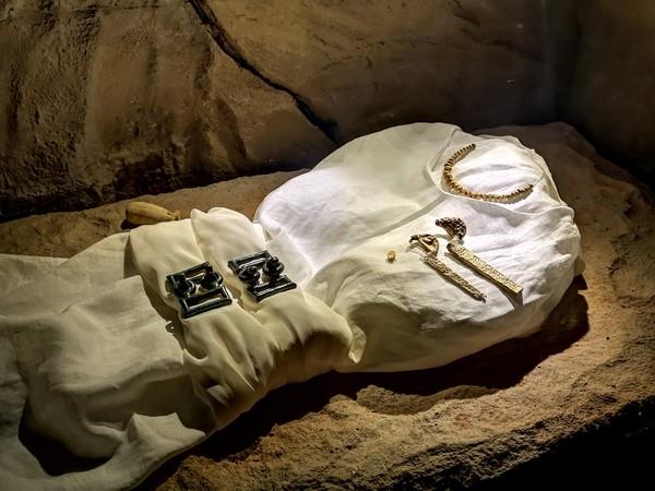 Fino al 9 gennaio al Museo Archeologico Nazionale di Taranto
