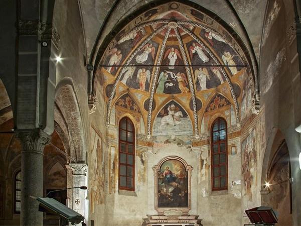 Cappella Grifi, Chiesa di San Pietro in Gessate, Milano