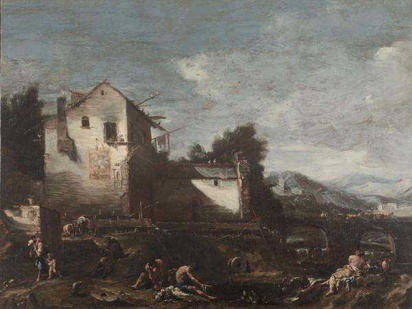 Alessandro Magnasco, Il vecchio mulino