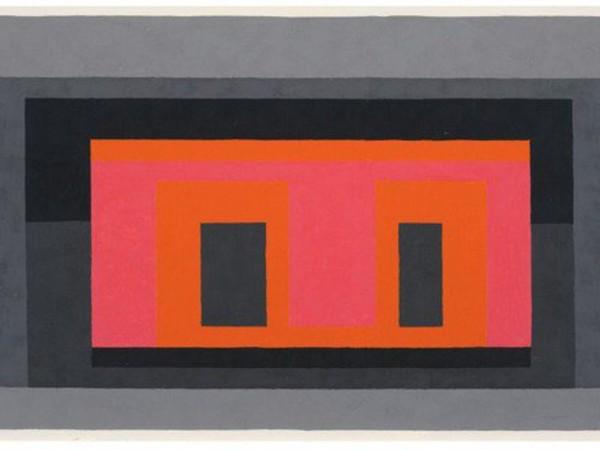 Josef Albers. Sublime Optics, Fondazione Stelline, Milano