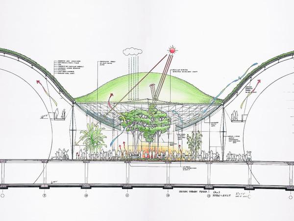 Un progetto di renzo piano per il museo archeologico di for Progetti di renzo piano