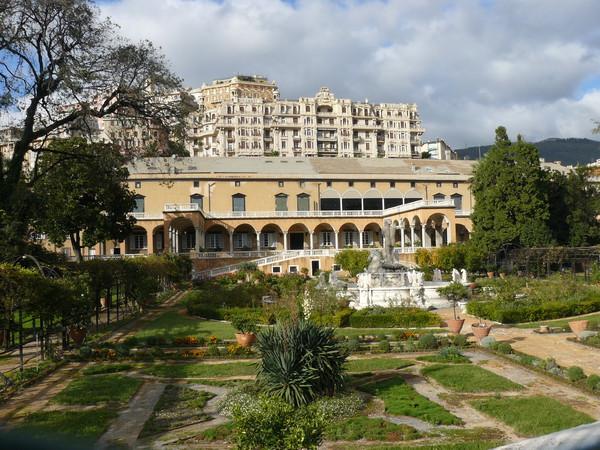 Palazzo Doria Pamphilj - Villa del Principe