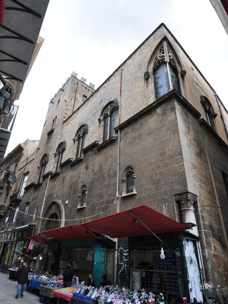 Palazzo Alliata di Pietratagliata ex Palazzo Termine