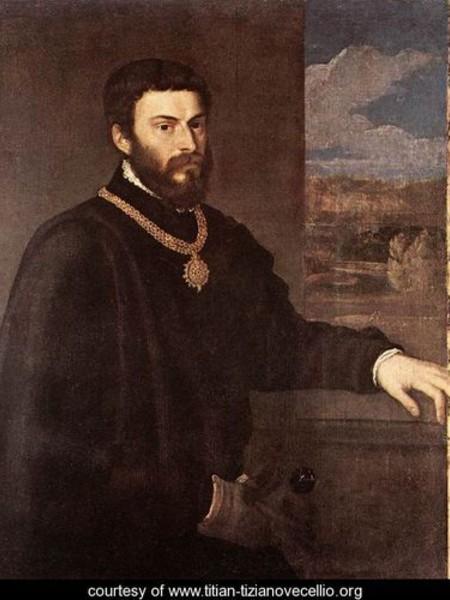 Ritratto del conte Antonio Porcia