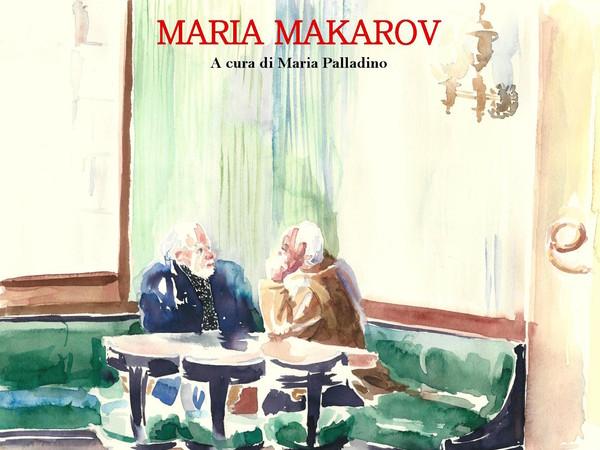 Maria Makarov, Verde libera espressione