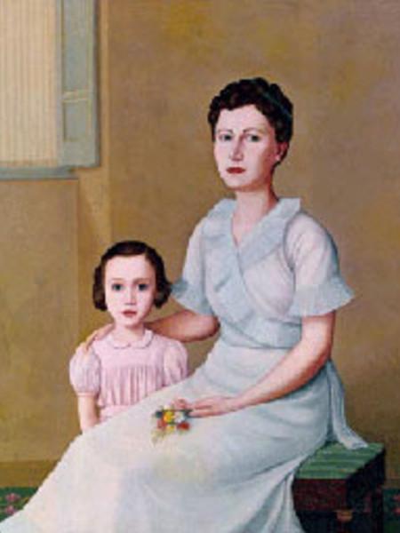 Ritratto di Madre e Figlia