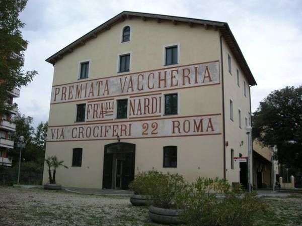 Biblioteca Vaccheria Nardi, Roma
