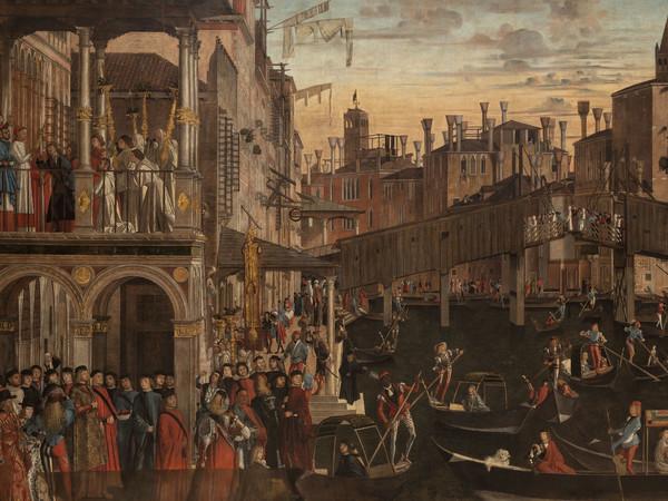 Un capolavoro delle Gallerie dell'Accademia di Venezia