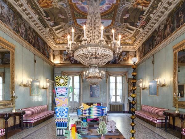Alessandro Mendini, Design alla deriva, 2013. Bergamo, Palazzo Moroni
