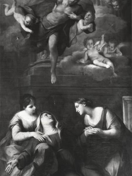 Visione di Sant'Elisabetta