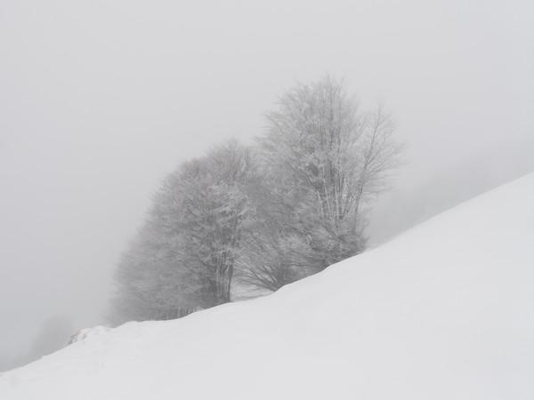 Simone Cametti, Azione sui Monti della Laga, 2021, inkjet photorag ultra smooth, 47x33 cm.