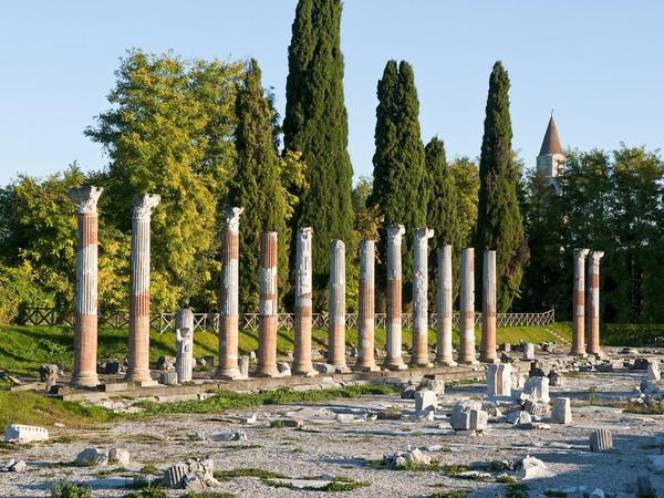 L'età romana. Gli edifici pubblici e le necropoli