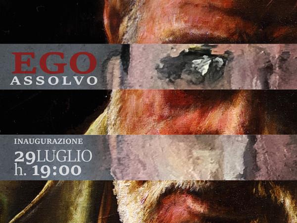 Simone PIccioni e Giampaolo Addari. EGO/ASSOLVO