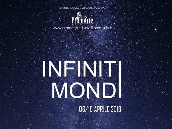 Infiniti Mondi, Galleria La Pigna, Roma