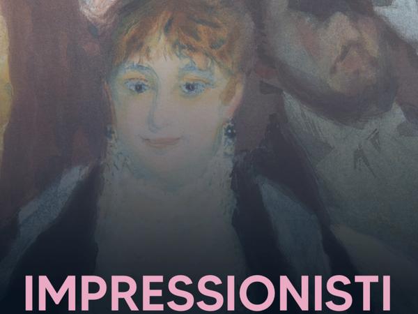 Impressionisti. Segni e disegni, Aula Picta, Barolo