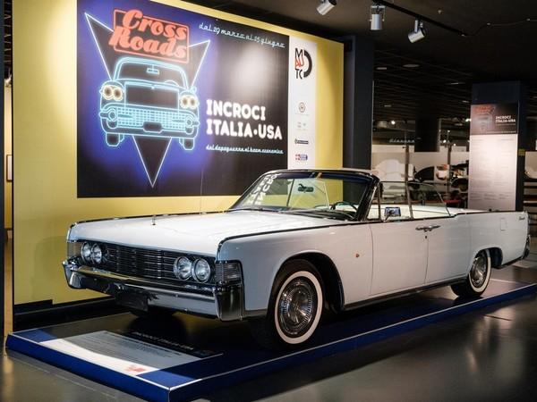 Crossroads. Incroci Italia-USA dal dopoguerra al boom economico