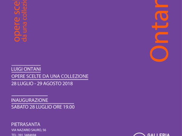 Opere Scelte da una collezione: Luigi Ontani, Galleria Giovanni Bonelli, Pietrasanta (LU)