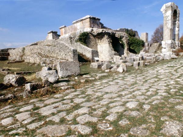 Area archeologica di Carsulae, Terni