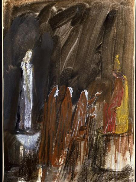 Fausto Melotti, Via Crucis