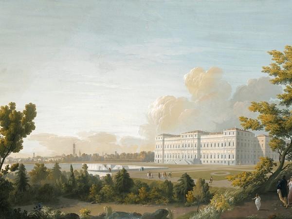 Raffaele Albertolli, La Villa Reale di Monza