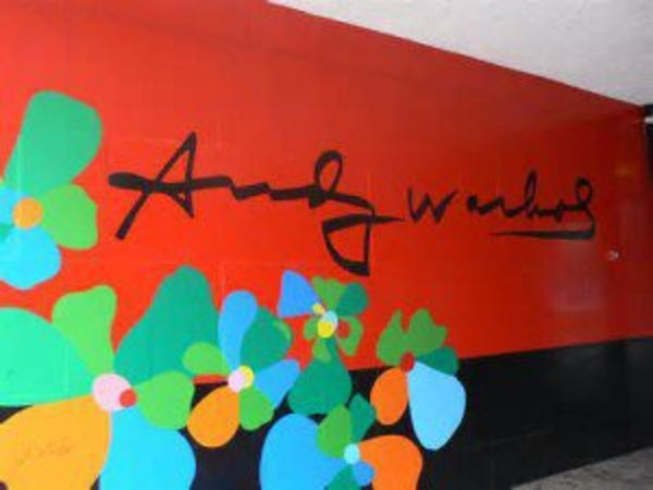 Andy Warhol. I never read. I just look at pictures, Pinacoteca Comunale, Città di Castello (PG)