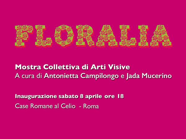 Floralia | Dialogo senza tempo, Case Romane del Celio, Roma