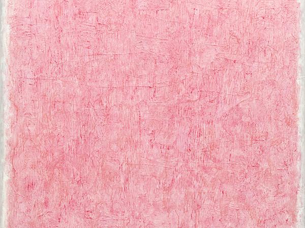Tomas Rajlich, Untitled, 1992, acrylic on canvas, 150x150cm.