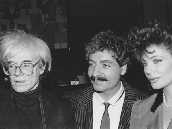 Andy Warhol. Bitter Campari 1986, Spazio Tadini, Milano