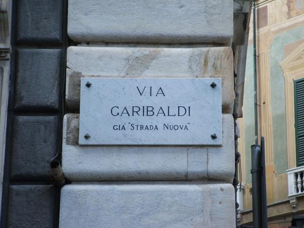 Genova la Superba, le Strade Nuove