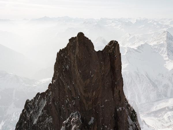 Mont Blanc, Les Maisons de Judith, Pra Sec - Val Ferret, Coumayer