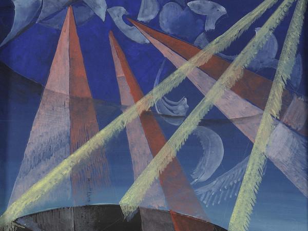 Giacomo Balla, Trasformazioni forme espiriti