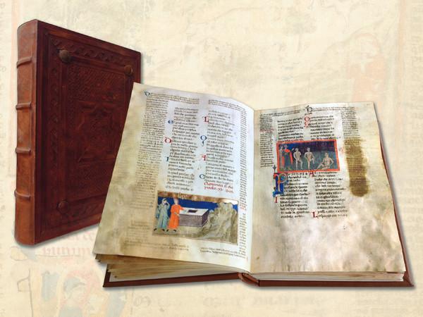 Alla Dante si svela il codice Palatino 313, Società Dante Alighieri - Palazzo Firenze, Roma