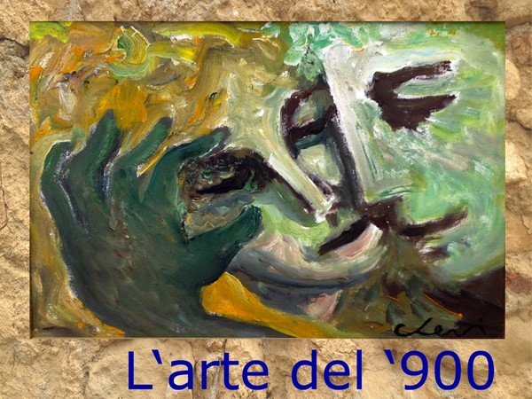 L'arte del '900 nella collezione Posabella, Galleria Civica Giuseppe Sciortino, Galleria Civica Giuseppe Sciortino, Monrelae (PA)