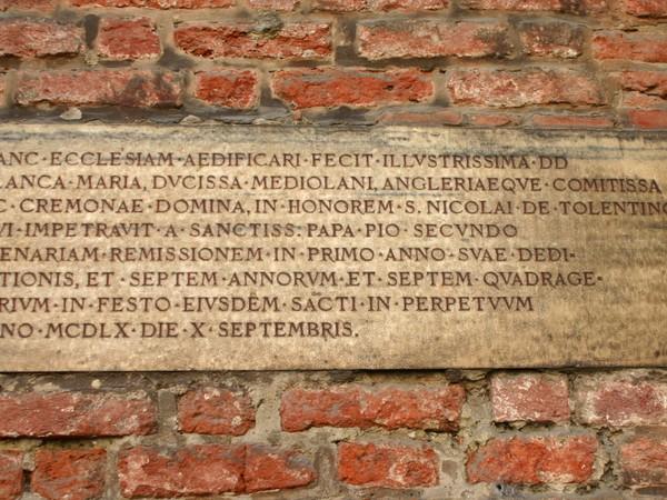 Monumento funebre a Giovanni Tolentino