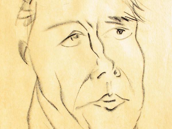 Ugo Guidi, Ritratto di Rosai