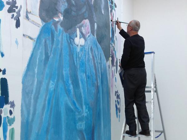 Dal 1° giugno al 16 settembre la grande mostra a cura dell'artista belga