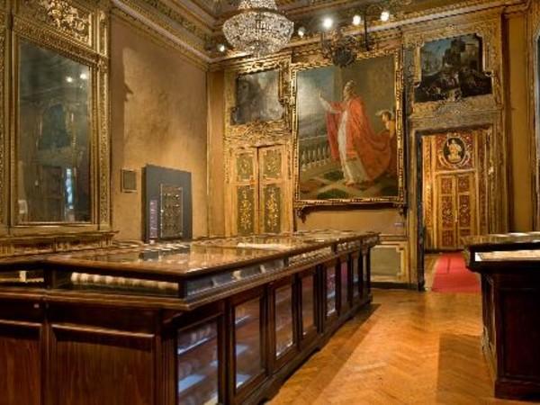 Sala dei corali, Palazzo Cuttica, Alessandria